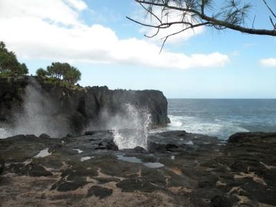 Cap Méchant - île de La Réunion