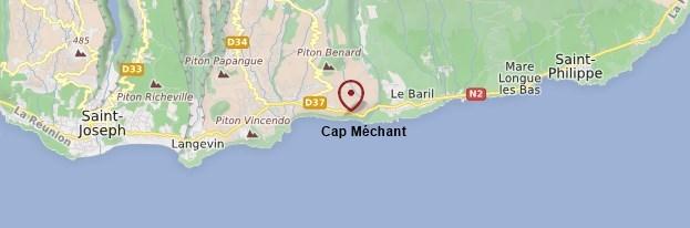 Cap Méchant - Réunion