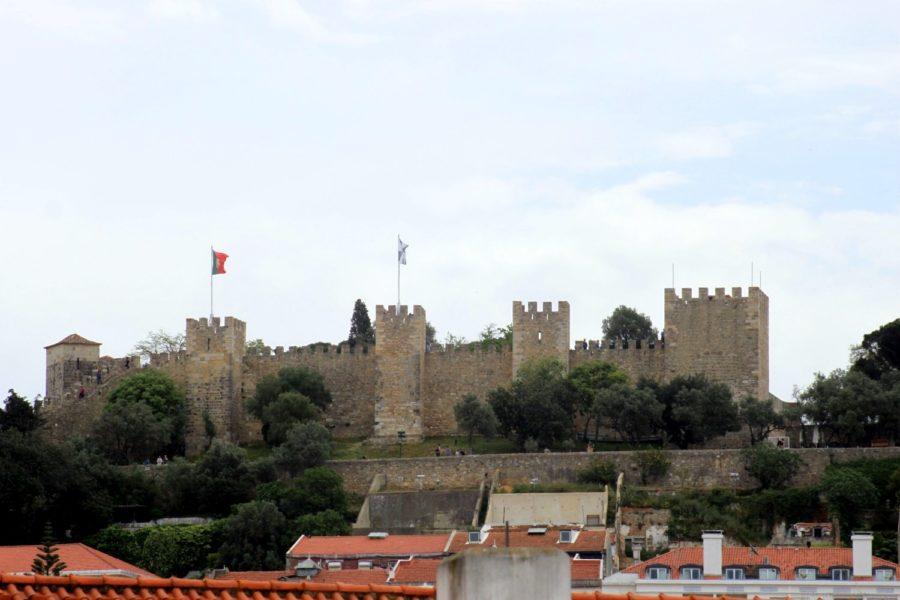 Le château Sao Jorge