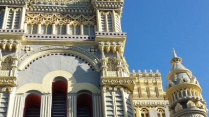 L'église Sainte Anne - Réunion
