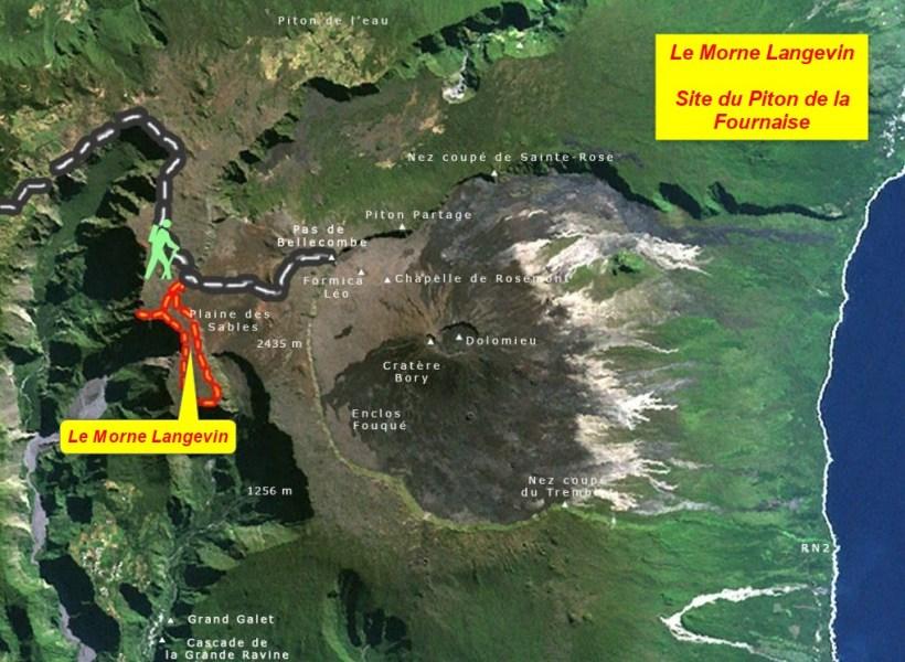 Le Morne Langevin - Réunion