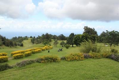 Le golf du Colorado - Réunion