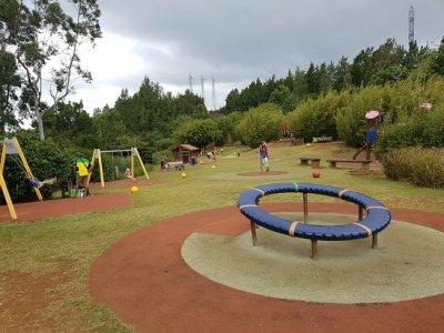 Le parc du Colorado - La Montagne (Réunion)