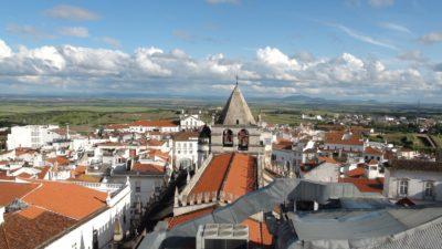 Vue sur Elvas