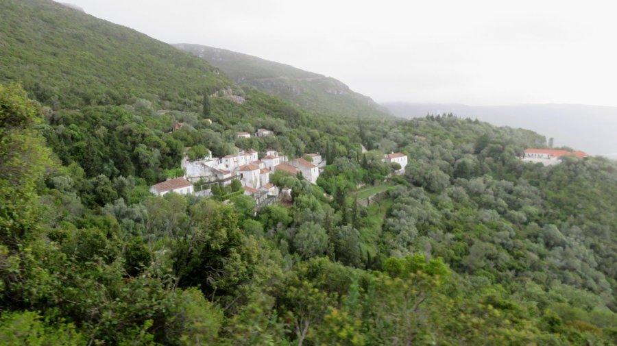 Le couvent de l'Arrabida