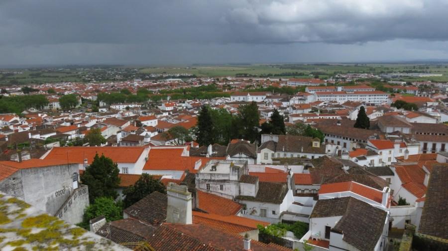 Vue sur la ville depuis la Cathédrale