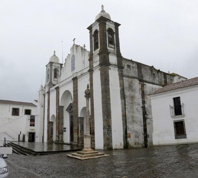 L'église de Monsaraz