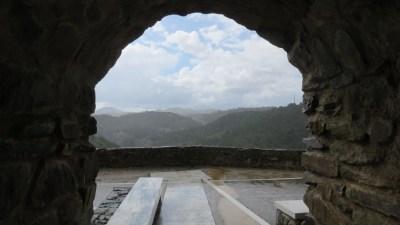Le château fort de Mertola