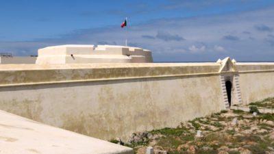 La forteresse de Sagres
