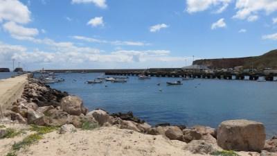 Le port de Sagres