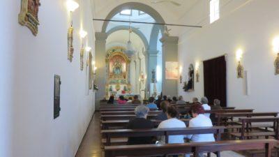 L 'église de Notre-Dame des Martyrs - Castro Marim
