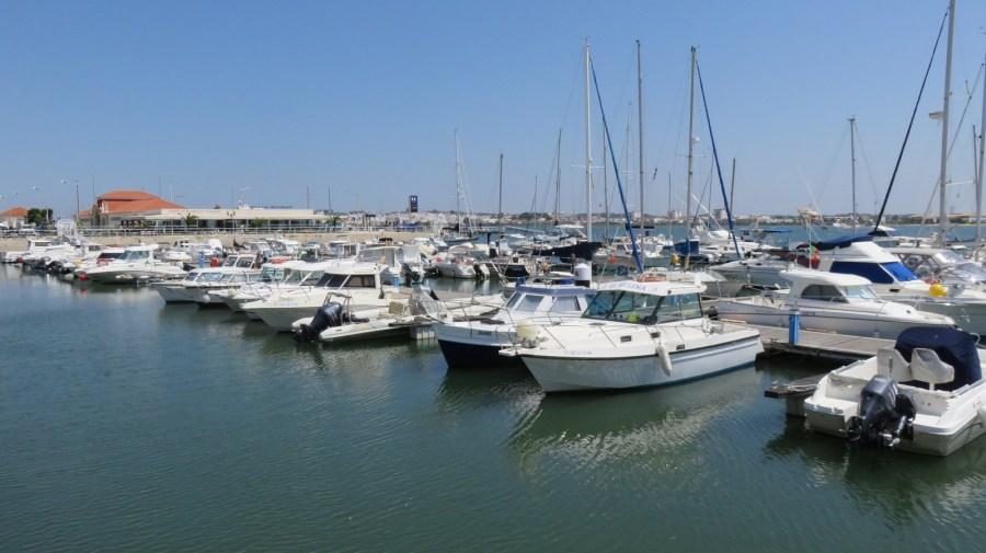Le port de plaisance - Vila Real de Santo Antonio