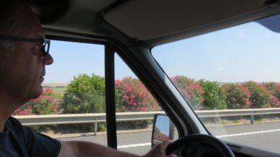 Sur la route de Séville
