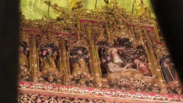 La Capilla Mayor de la cathédrale de Séville