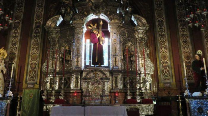 Retable de la cathédrale de Séville