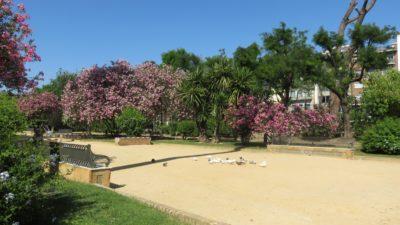 Les jardins de Séville