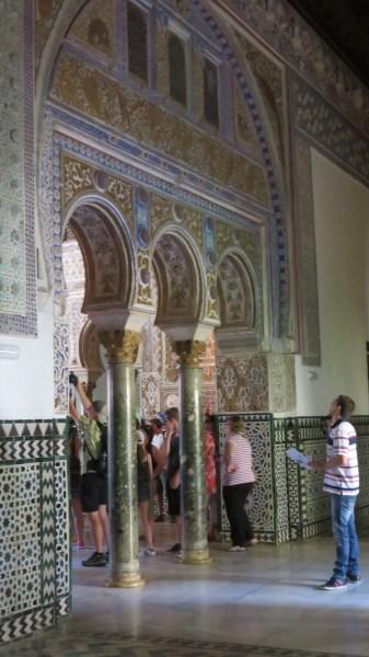 Real Alcazar de Séville