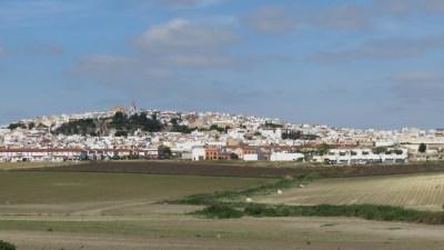 Las Cabezas de San Juan - Village blanc