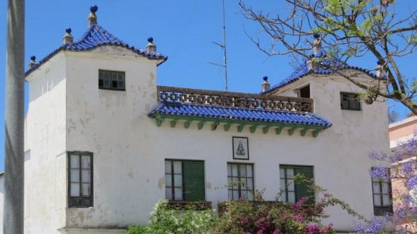 Belle maison de Sanlucar de Barrameda