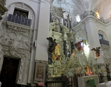 Couvent de Santo Domingo à Cadix
