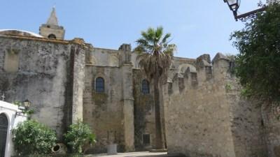L'église Divino Salvador de Vejer de la Frontera