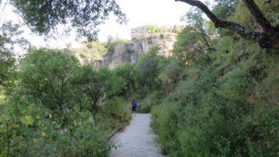 leCamino de los Molinos(le Chemin des Moulins)