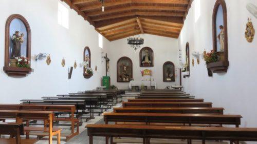 L'église San Miguel Arcangel d'Istan