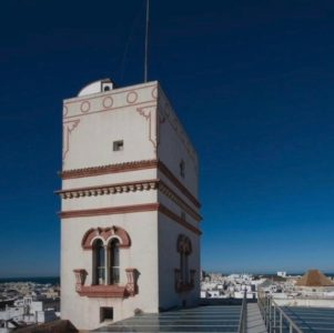 La Tour Tavira de Cadix