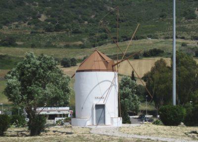 Moulin à Vejer