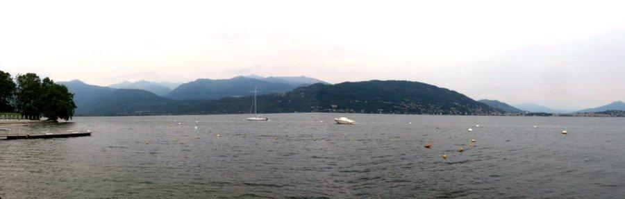 Le lac Majeur - Italie