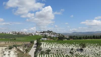 Entre Malaga et Cordoue