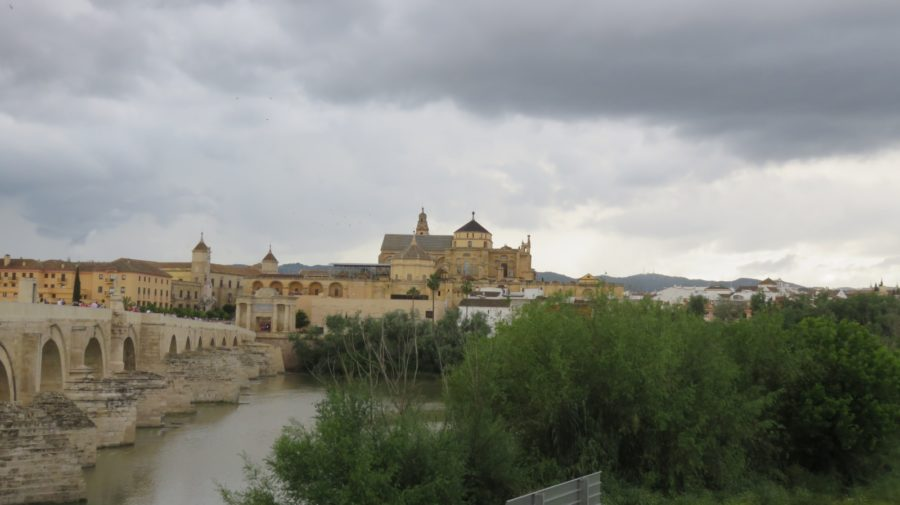 Cordoue depuis la Torre de la Calahorra.