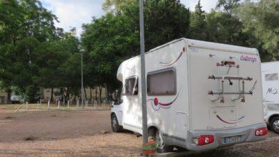 Aire de camping-car de Cordoue