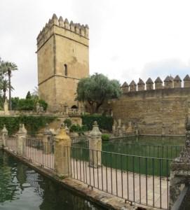 l'Alcazar des rois catholiques de Cordoue