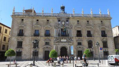 Plaza Nueva de Grenade
