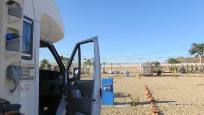 Aire de camping-car de Cabo de Gata