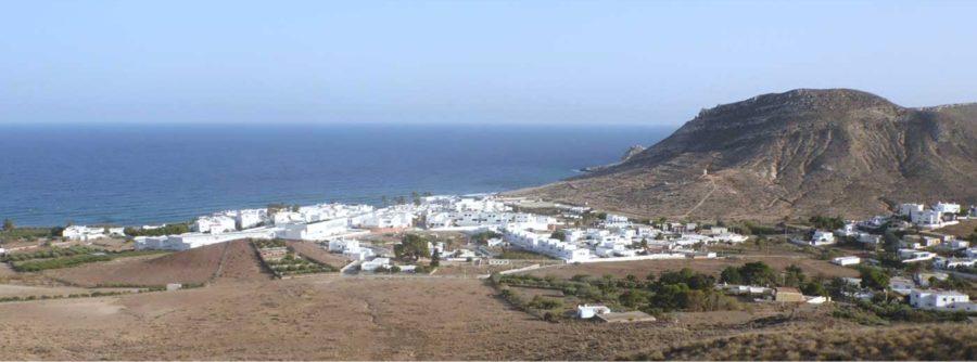 Le parc naturel de Cabo de Gata