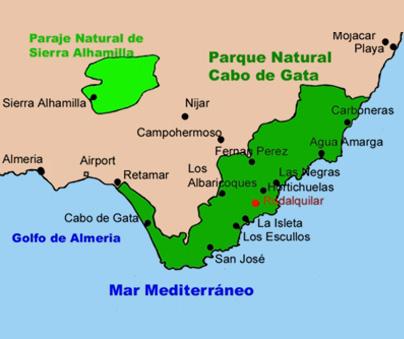 Parc naturel de Cabo de Gata
