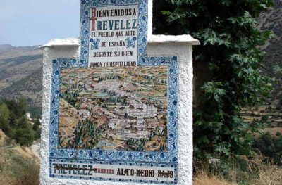 Trevelez (Espagne)