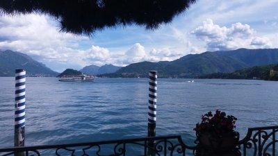 Menaggio - Les bords du lac de Côme