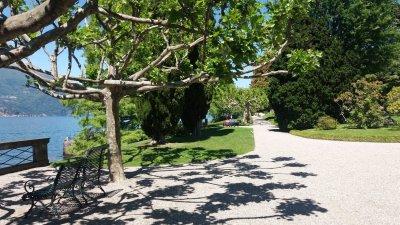 Les jardins de la villa Melzi - Bellagio