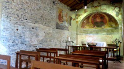 L'église St Jean Baptiste de Varenna - Lac de Côme