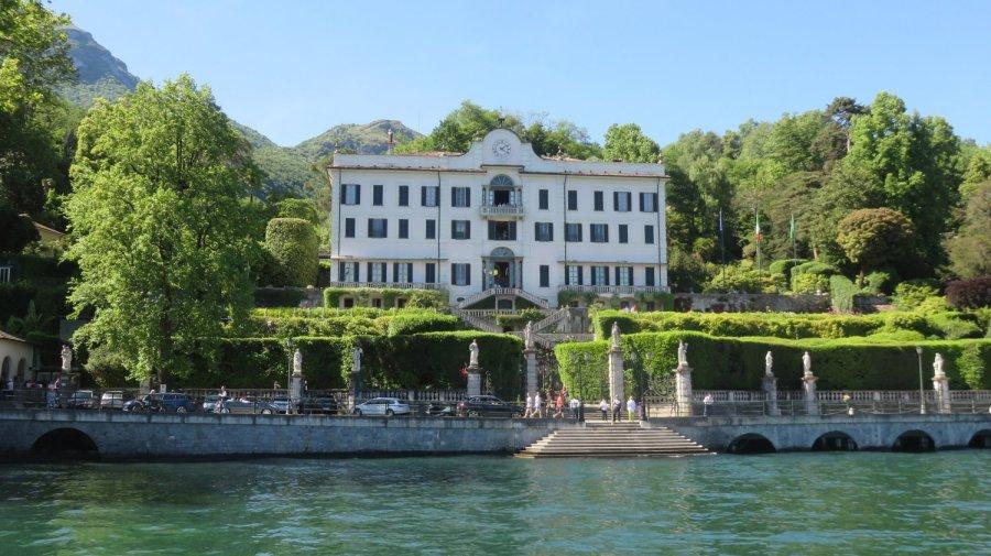 La villa Carlotta -Tremezzo