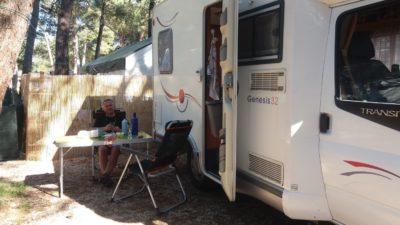 Au camping Stella Maris d'Umag