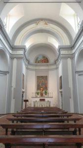 L'église St André d'Iseo