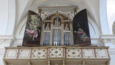 Les orgues de la basilique st André