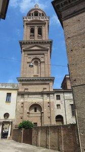 La tour du palais Ducal de Mantoue