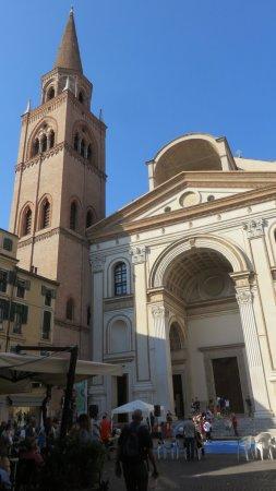 La Basilique Saint-André de Mantoue