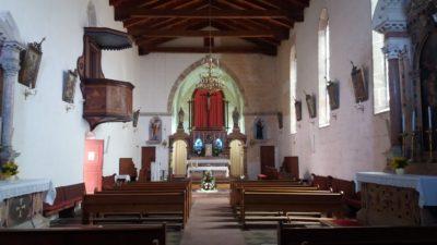 L'église St François de Krk (Croatie)