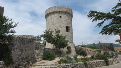 La tour de Cres